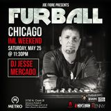 Furball Chicago 2019 IML Weekend // Jesse Mercado Preview Mix
