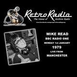 MIKE READ - BBC RADIO ONE - 1-1-1979