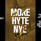 Adam Beyer - live at HYTE NYE Berlin 2017 (Funkhaus, Berlin) - 31-Dec-2017