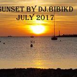 DJ.BIBIKD-SUNSET IBIZA JULIO´17