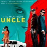 The Man From U.N.C.L.E. Soundtrack (2015)
