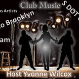 Club Music Flashback from Virtual City Radio by Host Yvonne Wilcox @WriterPublicist