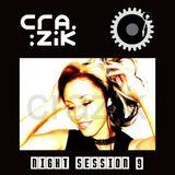 Crazik - Night Session 009 on Electroradio - May 2008