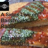 A Sides Guest Mix On Bassfreaks Radio - Christchurch - Mar 2016