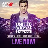 Hardwell Live at World's Biggest Guestlist 2017 India (United We Are)