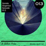 Sonido Organico Episode 13 hosted by PABLoKEY ft. Julian Peña (RadioBerlin Bgta) Colombia 4.15.13
