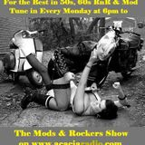 Acacia Radio's 'Mods and Rockers' show 1st August 2016
