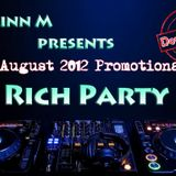Sorinn M - Rich Party (2nd August Promo Mix)