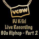 DJ K-Tel Live - Vancouver Craft Beer Week 2014 - 90s Hip Hop Part Two