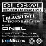 Blacklist #20 with DNEL hosted by Drumatick (5.10.2018)