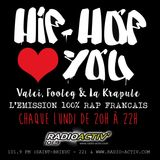 "Hip Hop Loves You ""Hors Saison #10"" 05/09/2016 (Sacrof ""Le sensé, la rime"")"