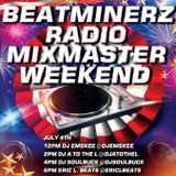 DJ EMSKEE SET FROM THE 2019 4TH OF JULY BEATMINERZ RADIO MIXMASTER WEEKEND (DISCO & HOUSE) - 7/4/19