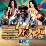 Frank Roth Presenta - Cinco Por Cinco: La Mezcla Latina!