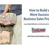How to Build a More Successful Business Sales Process