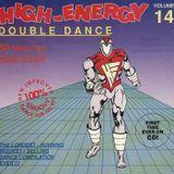 High Energy Double Dance Volume 14 (80 min non-stop mix) 1991 italo techno dance mix 90s