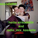 Soundletter Heida Eiriksdottir og Radio_mix_kassette