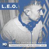 Transcendens #016 (Guest Mix)
