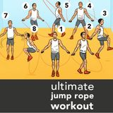 JUMP ROPE WORKOUT GROOVES