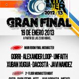 javi nandez @ mixmaster 2013 Gran Final