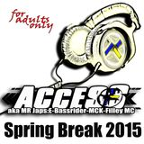 Spring Break 2015 Promo Mix