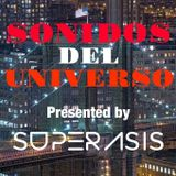 232.-SONIDOS DEL UNIVERSO Radioshow by Superasis NYC@HQ Global Dance#24.03.2017