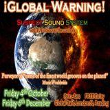 ¡Global Warning! 4th October 2019 - REBEL SOUNDS SPECIAL