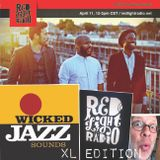 Wicked Jazz Sounds XL #154 @ Red Light Radio 20170404 featuring members of Les Cooles De Villes