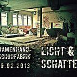 FENGARI @ Alte Damenhandschuhfabrik 16.02.13 --Licht & Schatten