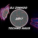 DJ ZINHOO - SUMER TECHNO HAUS SET 2017