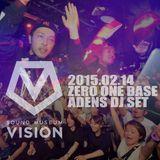 2015.02.14 ZERO ONE BASE@VISION ADENS DJ SET