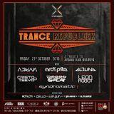 LIVE at TRANCE REPLUBIEK X2 CLUB JAKARTA OCT 21st 2016