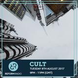 Cult 8th August 2017