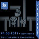 24.08.12 Dreitakt - Sebästschen, Christian Abele, Timo Soriano I