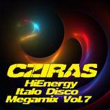 HiEnergy Italo Disco Megamix Vol.7 (Retro Edit)