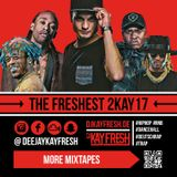 The Freshest 2KAY17 (Best of 2017 // Hip-Hop, RnB, Dancehall, Deutschrap & Trap)