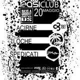 Acirne , Andrea Loche , Matteo Spedicati  @ Oasi Club may 2012