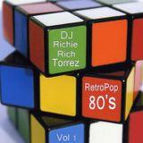RetroPop 80's Vol 1