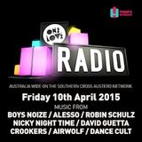onelove radio 10 April 2015