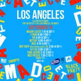 FKi 1st - live at Mad Decent Block Party 2015, Los Angeles (Day 1) - 19-Sep-2015
