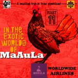 Worldwide Airlines Flight 019 - In The Exotic Worlds Of MaAuLa (Free&Legal)