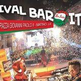 Festival Bar Italia Matino 13 giugno 2014 - diretta Radio System