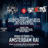 Chuckie - Live at Kings of Ace vs Sexed Up, ADE 2014, Amsterdam - October 2014