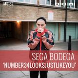 NUMBER34LOOKSJUSTLIKEYOU by Sega Bodega
