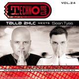 Sean Tyas – Techno Club Vol. 24, Compilation 2007 ( Throwback )