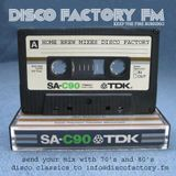 The Disco Factory FM Partymix volume 117 by Sef G in tha house