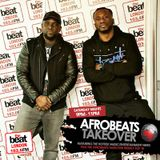 #AfrobeatsTakeover: with @SelectaMaestro & @DBoyDayo_ with Guests 16.12.17 9PM - 11PM GMT