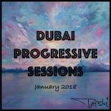 Dubai Progressive Sessions 004 / Tapski Mixtape January 2018