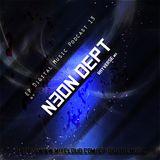 Neon Dept - EP Digital Music Podcast 13 - Rayverse mix