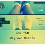 Covil Sessions #26 by Lil Van & Raphael Soares (10/10/17)