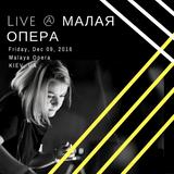 8KAYS - Live @ MALAYA OPERA [9.12.2016]